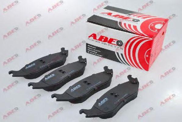 Тормозные колодки ABE C2Y012ABE