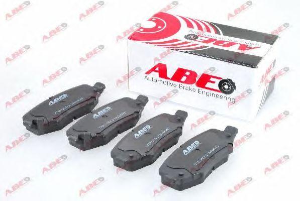 Тормозные колодки ABE C2Y013ABE