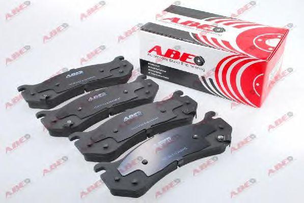 Тормозные колодки ABE C2Y016ABE