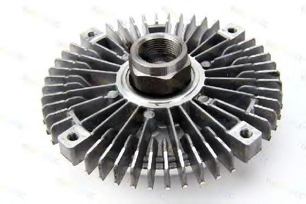 Вязкостная муфта вентилятора охлаждения THERMOTEC D5G003TT