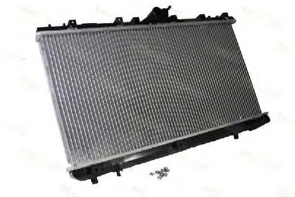 Радиатор, охлаждение двигателя THERMOTEC D72012TT