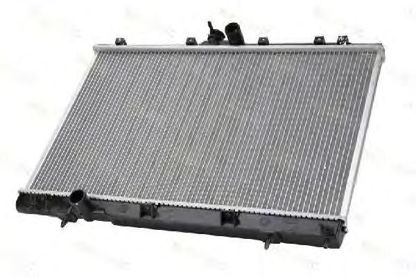 Радиатор, охлаждение двигателя THERMOTEC D75006TT