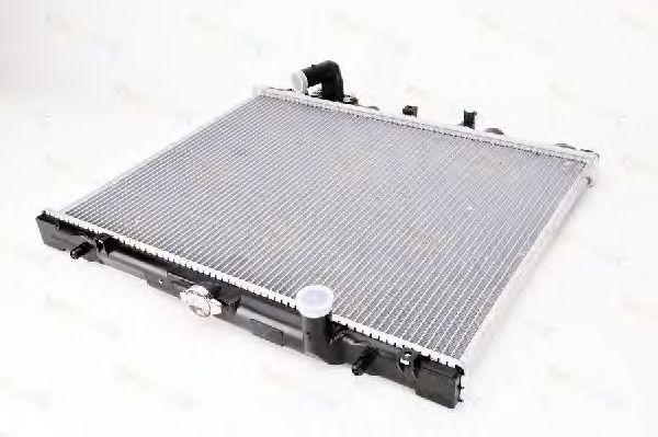 Радиатор, охлаждение двигателя THERMOTEC D75010TT