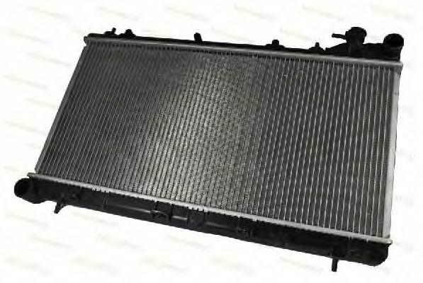 Радиатор, охлаждение двигателя THERMOTEC D77005TT