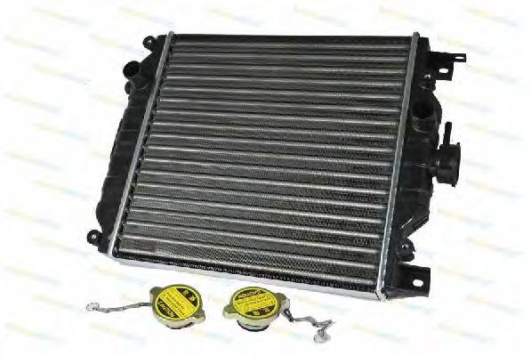 Радиатор, охлаждение двигателя THERMOTEC D78001TT