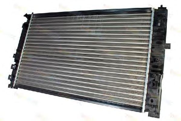 Радиатор, охлаждение двигателя THERMOTEC D7A008TT
