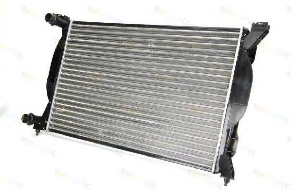Радиатор, охлаждение двигателя THERMOTEC D7A014TT