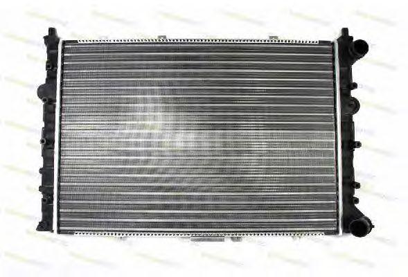 Радиатор, охлаждение двигателя THERMOTEC D7D004TT