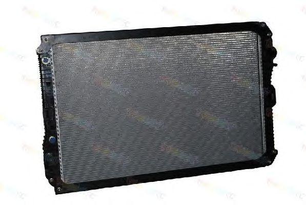Радиатор, охлаждение двигателя THERMOTEC D7ME006TT