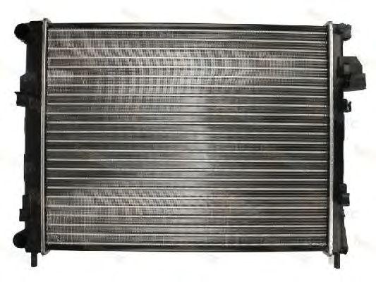 Радиатор, охлаждение двигателя THERMOTEC D7R039TT