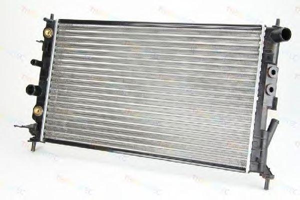 Радиатор, охлаждение двигателя THERMOTEC D7X057TT