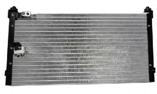 Радиатор кондиционера THERMOTEC KTT110016