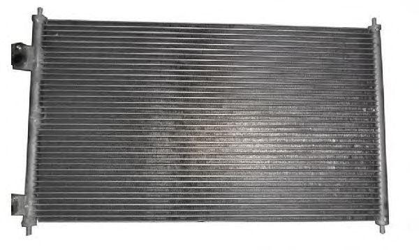 Радиатор кондиционера THERMOTEC KTT110022