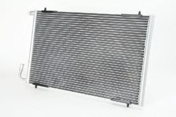 Радиатор кондиционера THERMOTEC KTT110076