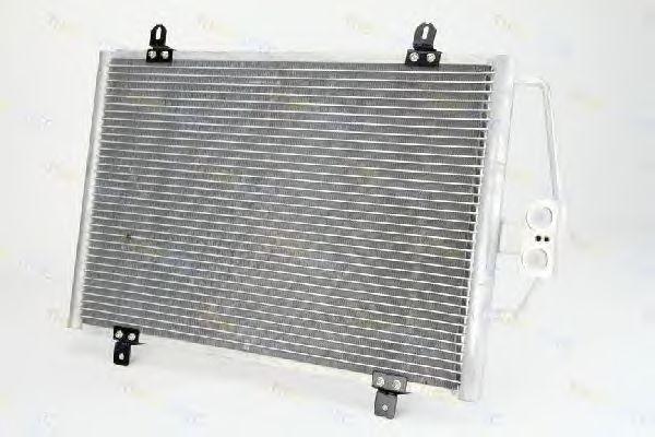 Радиатор кондиционера THERMOTEC KTT110102