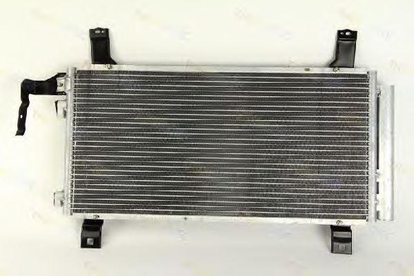 Радиатор кондиционера THERMOTEC KTT110135