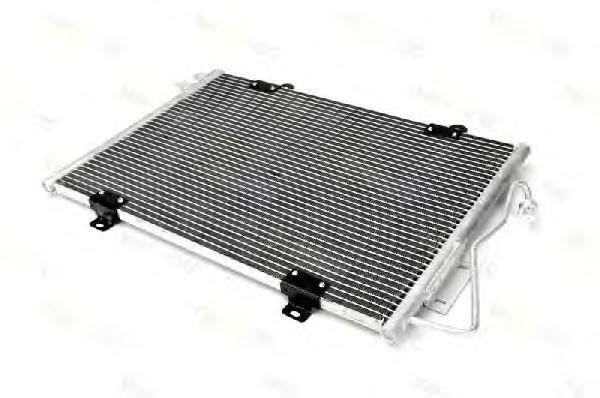 Радиатор кондиционера THERMOTEC KTT110186