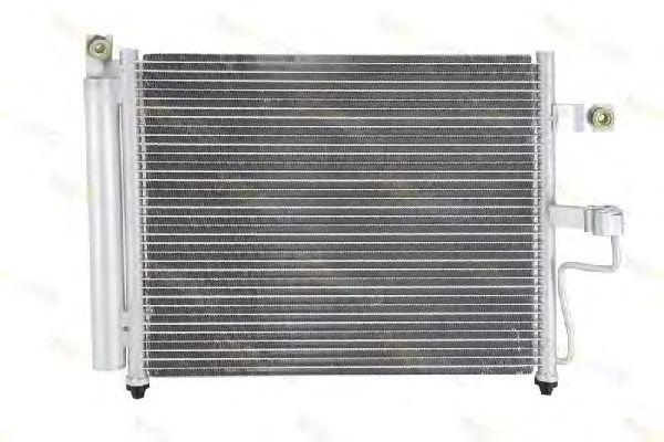 Радиатор кондиционера THERMOTEC KTT110221
