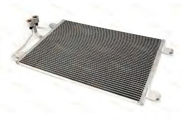 Радиатор кондиционера THERMOTEC KTT110271