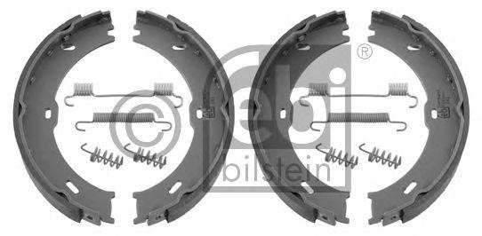 Тормозные колодки ручника FEBI BILSTEIN 32851
