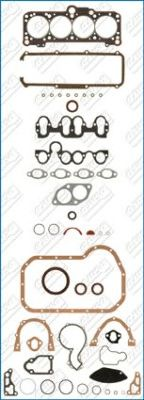 Комплект прокладок двигателя AJUSA 50113800