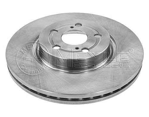 Тормозной диск MEYLE 30-15 521 0068