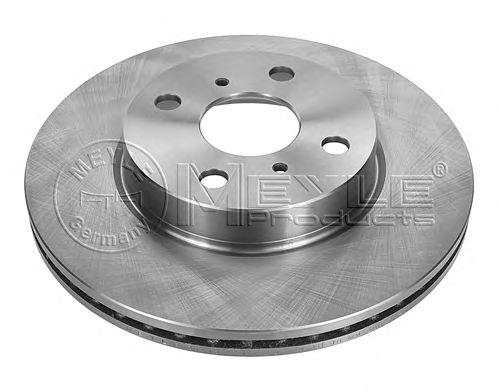 Тормозной диск MEYLE 30-15 521 0094