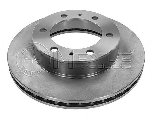 Тормозной диск MEYLE 30-15 521 0096