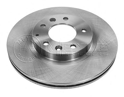 Тормозной диск MEYLE 35-15 521 0035