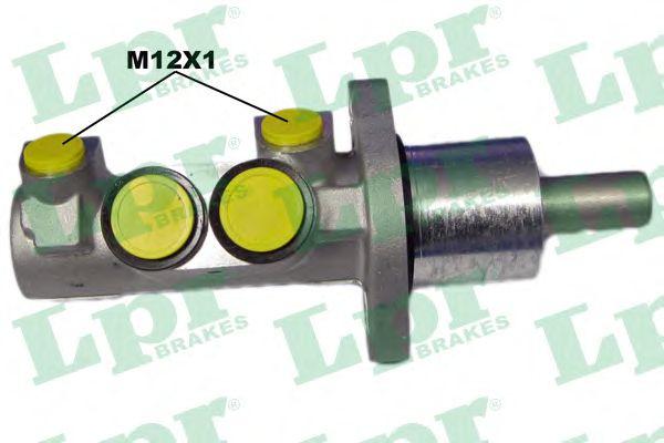 Главный тормозной цилиндр LPR 1581