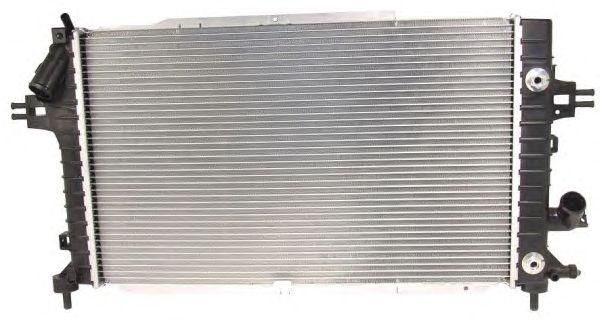 Радиатор, охлаждение двигателя NRF 53145