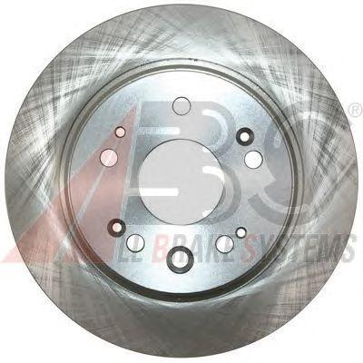 Тормозной диск A.B.S. 17604