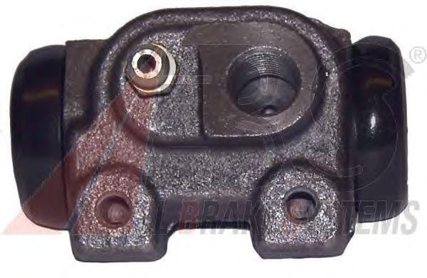Колесный тормозной цилиндр A.B.S. 52304X