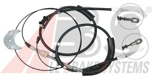 Трос ручника A.B.S. K17565