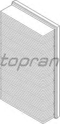 Воздушный фильтр TOPRAN 109 961