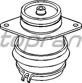 Подушка двигателя TOPRAN 103 012