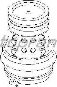 Подушка двигателя TOPRAN 103 021