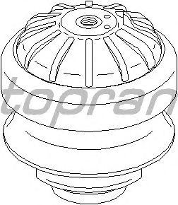 Подушка двигателя TOPRAN 400 247