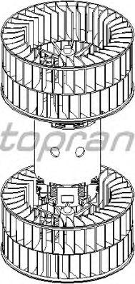 Вентилятор отопителя TOPRAN 400 878