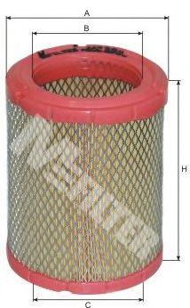 Воздушный фильтр MFILTER A 825