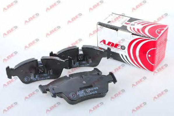 Тормозные колодки ABE C1B022ABE