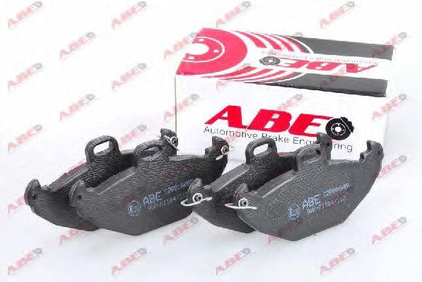 Тормозные колодки ABE C2R006ABE