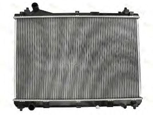 Радиатор, охлаждение двигателя THERMOTEC D78012TT