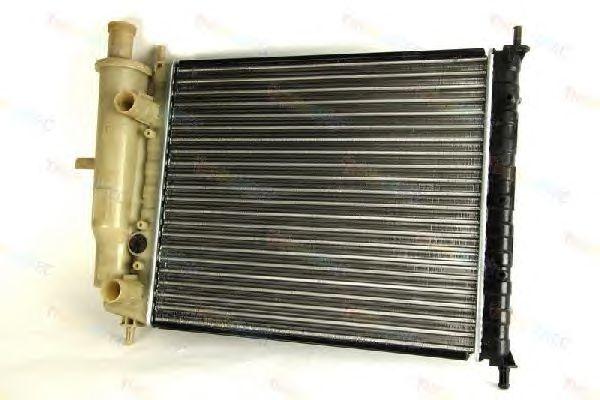 Радиатор, охлаждение двигателя THERMOTEC D7F014TT