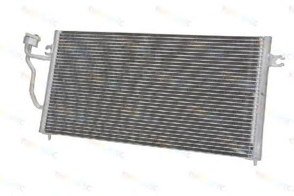 Радиатор кондиционера THERMOTEC KTT110067