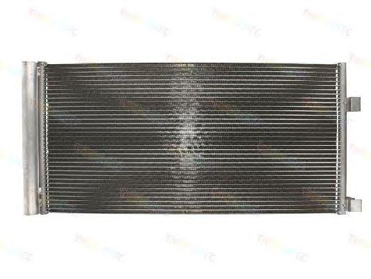 Радиатор кондиционера THERMOTEC KTT110193