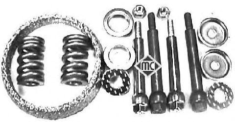 Монтажный комплект, система выпуска Metalcaucho 02940