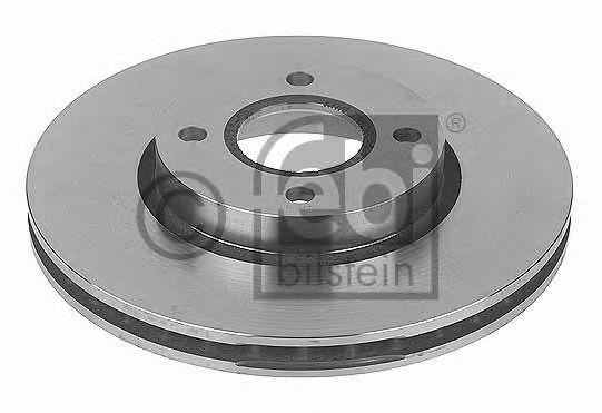 Тормозной диск FEBI BILSTEIN 10706