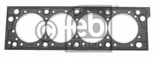 Прокладка головки блока цилиндров (ГБЦ) FEBI BILSTEIN 17244