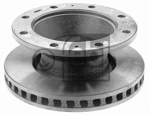 Тормозной диск FEBI BILSTEIN 17368